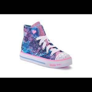 Skechers Twinkle Toes high top